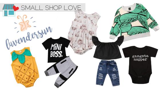 Small Shop Love- Lavender sun Co.