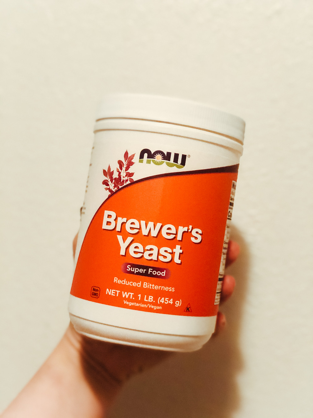 Brewer's Yeast (click here to find)