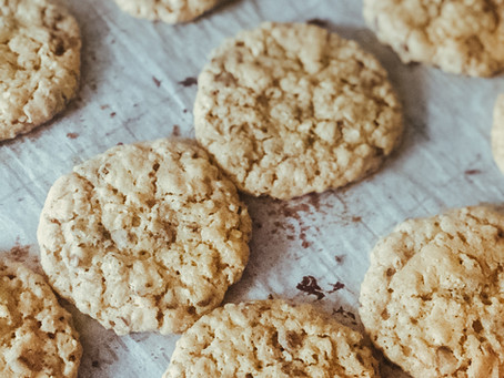 Constipation Cookies That Make You GO