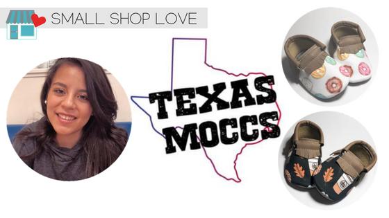 Small Shop Love- Texas Moccs