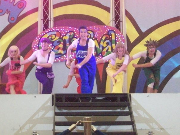 Butlins Skyline Gang 2008( Pink)