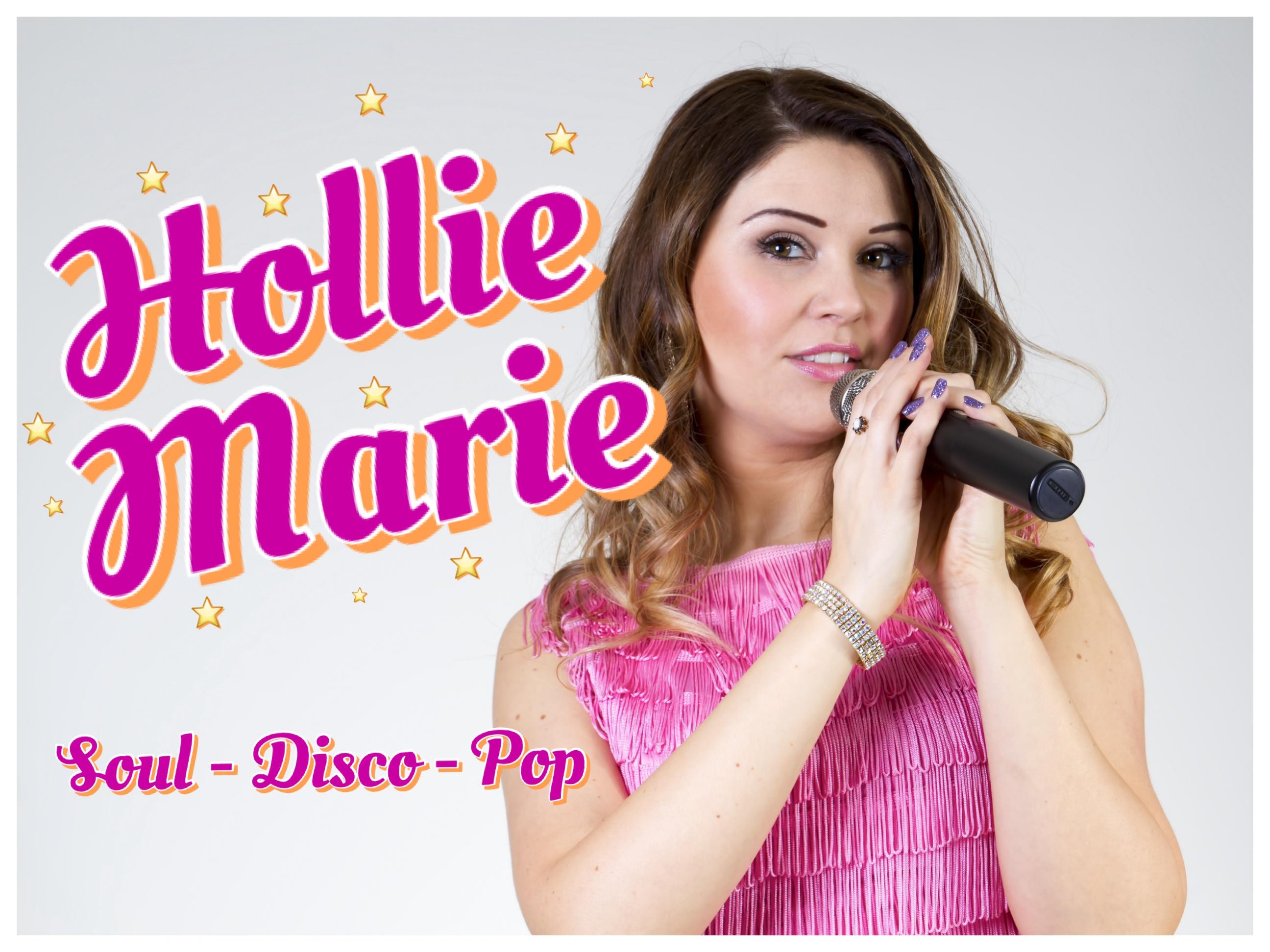 Hollie Marie -Soul Disco Pop 2015