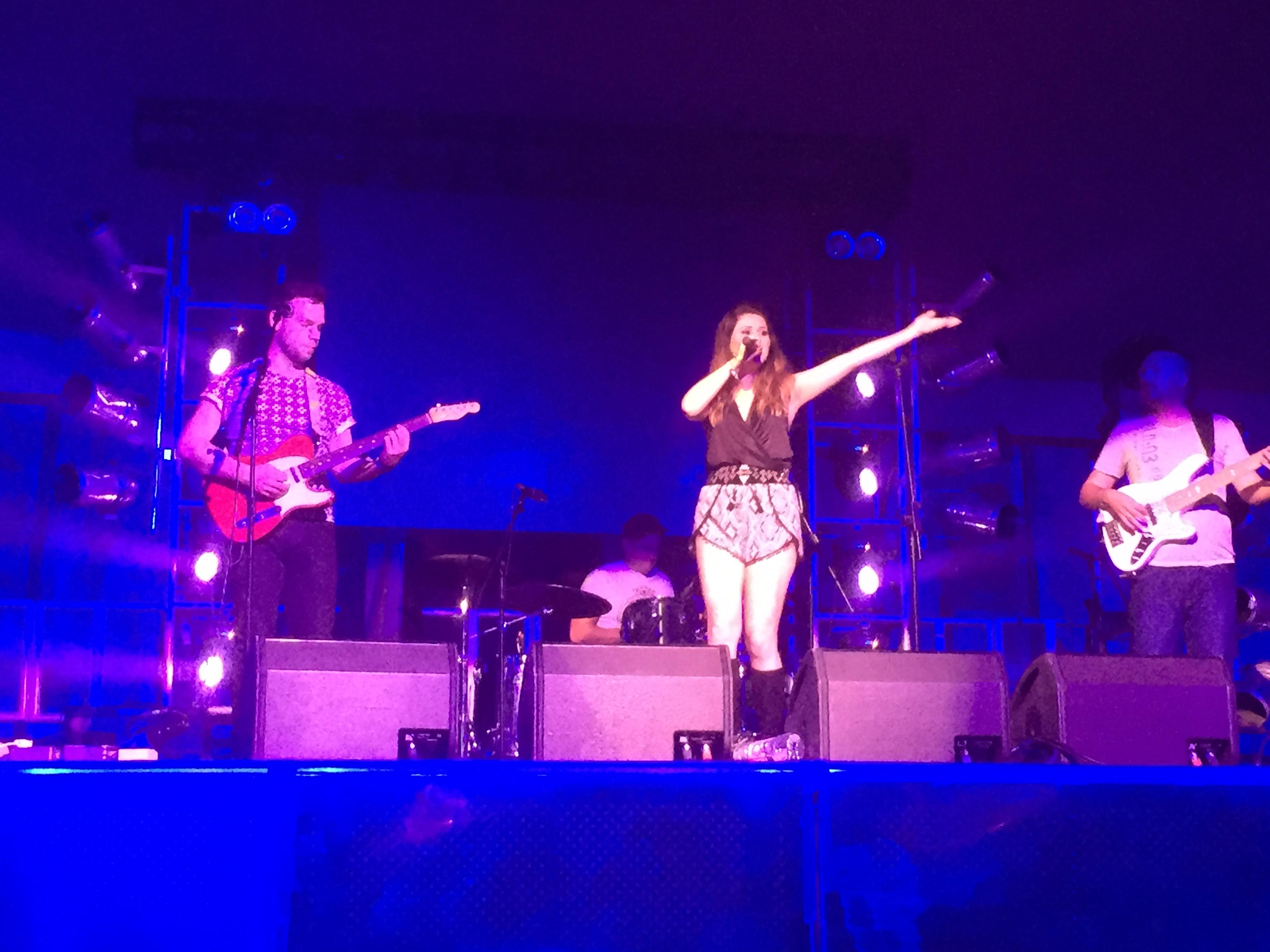 Frisco Live silverstone 2015