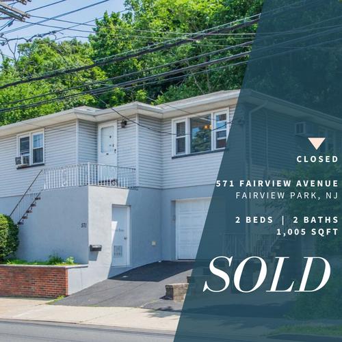 Sold Property - 571 Fairview Avenue Fair