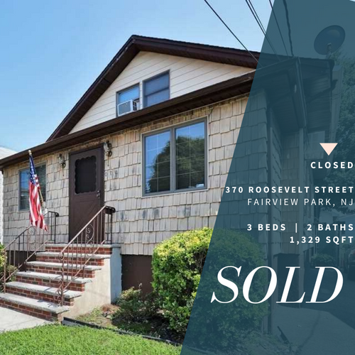 Sold Property - 370 Roosevelt Street Fai