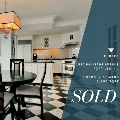 Sold Property - 1530 Palisade Avenue For