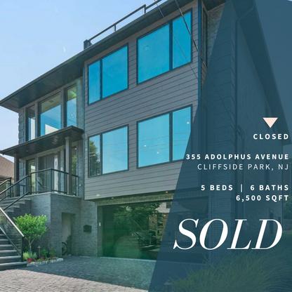 Sold Property - 355 Adolphus Avenue Clif