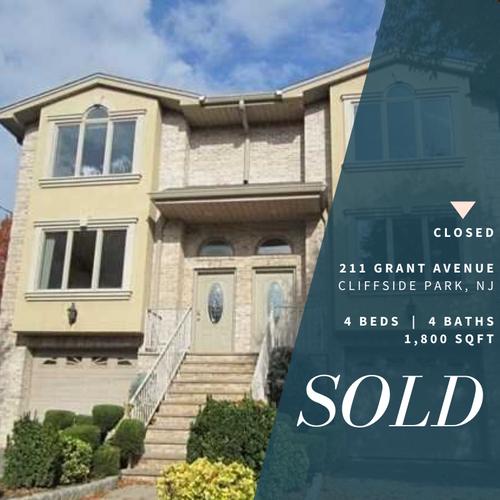 Sold Property - 211 Grant avenue Cliffsi