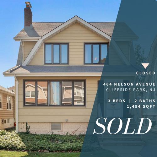 Sold Property - 464 Nelson Avenue Cliffs