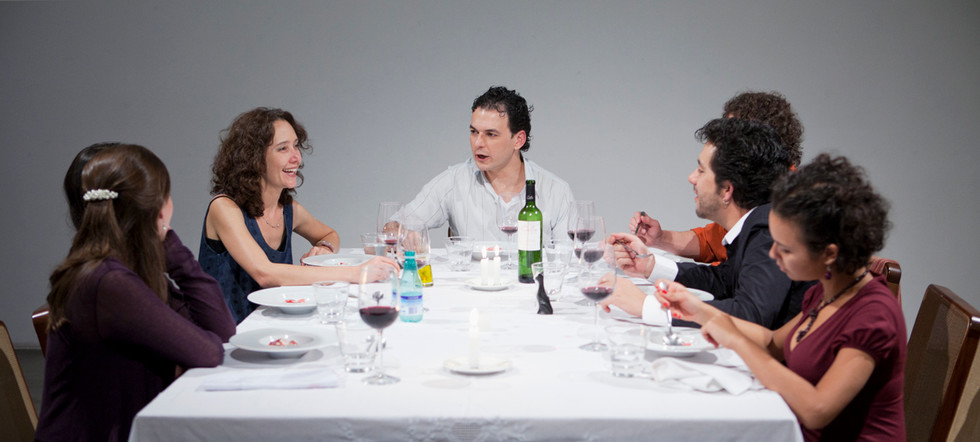 The Dinner (Lot Meijers)