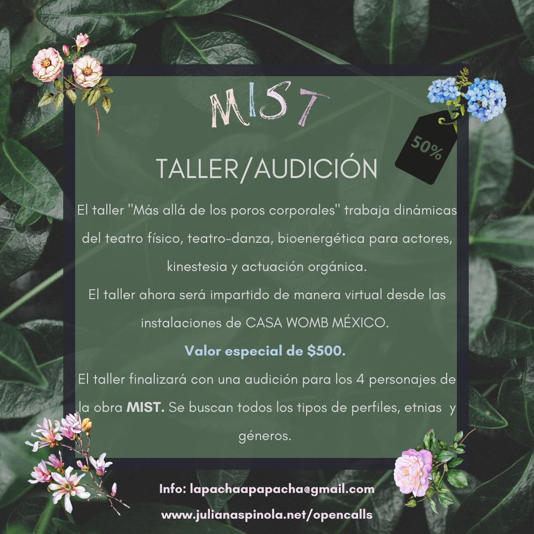 Taller/audición MIST