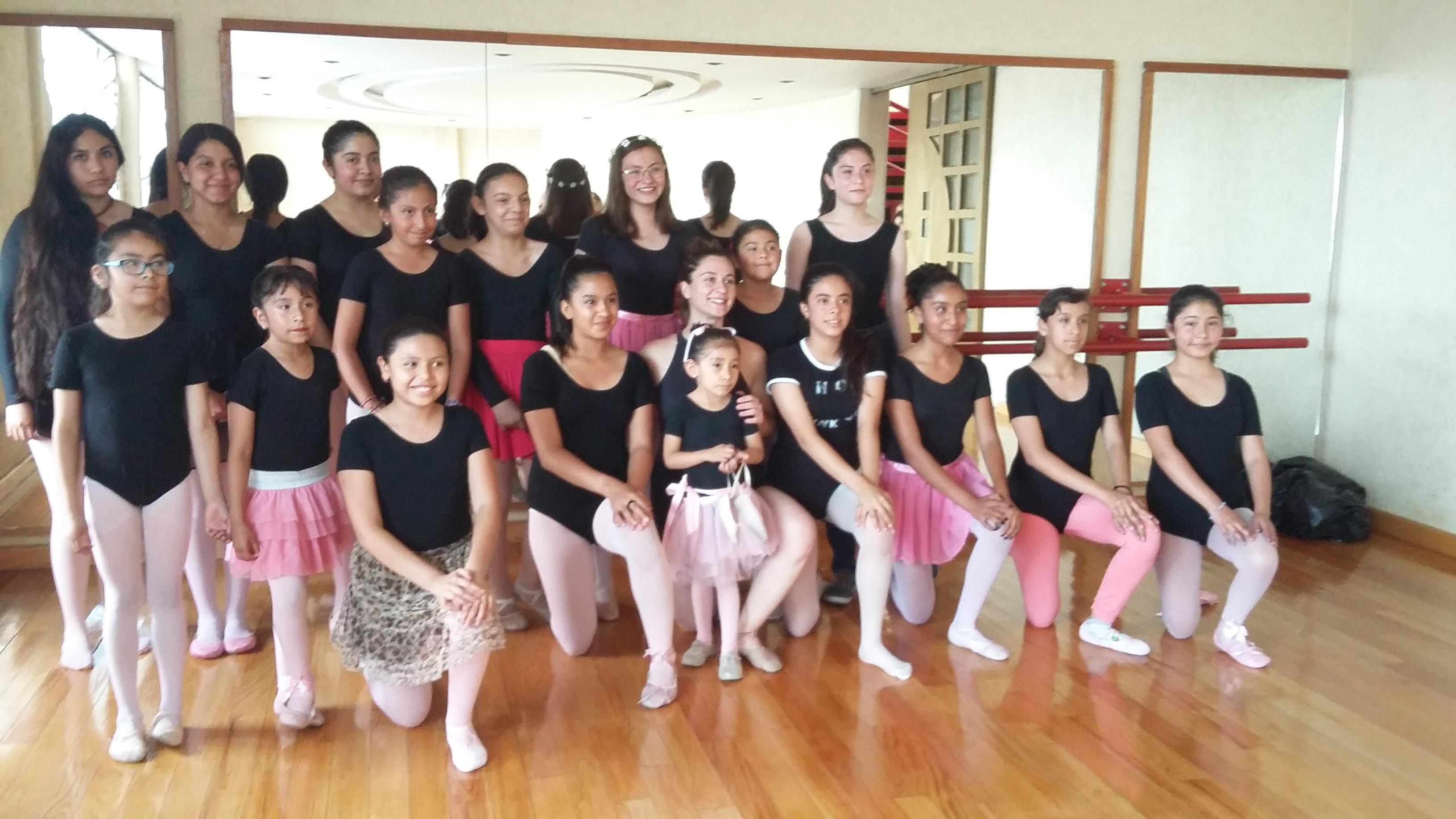 Taller de Ballet Creativo