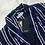 Thumbnail: Navy Blue Striped Blazer with Tag