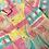 Thumbnail: Abstract Print Haute Boheme Blazer Shirt | Free Size