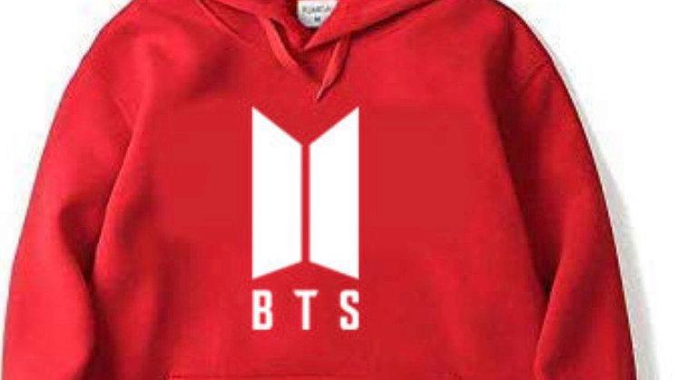 Kpop BTS Print Hoodie