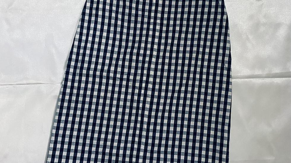 Blue Midi Skirt | Size M