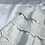 Thumbnail: White Schiffli Embroidered Layered  Skirt | Size S