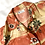 Thumbnail: The Midsummer Vintage Floral Print Oversized Shirt