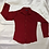 Thumbnail: Cotton Maroon Shirt | Size M