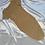 Thumbnail: Beige Tunic Top | Size S