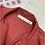 Thumbnail: Rose Pink Front-twist Shirt | Size: S