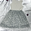 Thumbnail: White Mesh Tulle Dress | Size S