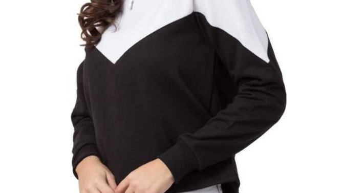 B/W Sweatshirt