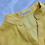 Thumbnail: Mandarin Collar Sheer Shirt | Size S