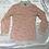 Thumbnail: Mandarin Collar Floral Tunic Top | Fit XS-S