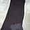 Thumbnail: Striped Navy Maroon Maxi Dress | Size L