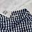 Thumbnail: Blue Midi Skirt | Size M