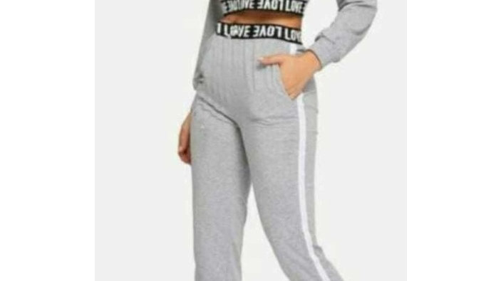 Grey Co-ords Set | Size S