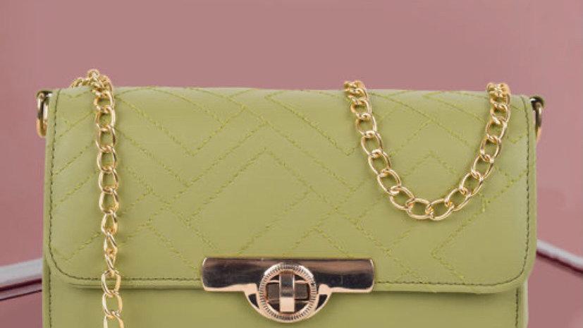 Textured Sling Bag