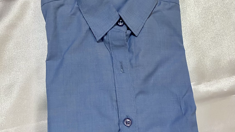 Blue Formal Shirt | Size M