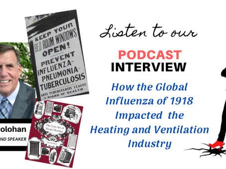 How the Global Influenza of 1918 Impacted the Heating and Ventilation Industry
