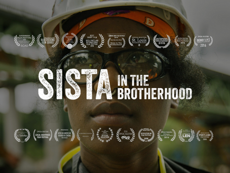 Multiple Award Winning Film - Sista in the Brotherhood - Meet the Director