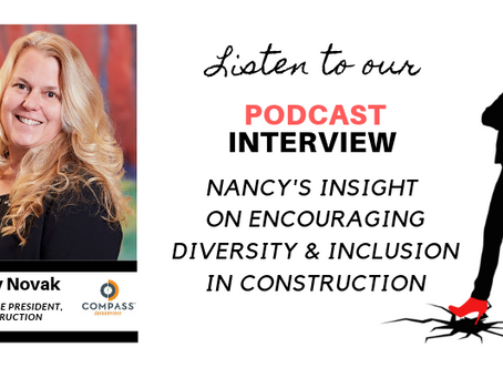 Podcast Interview with Nancy Novak - Senior Vice President of Compass Datacenters