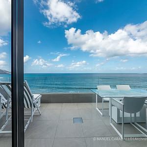 Seafront Las Canteras Beach Apartment