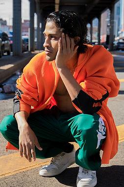 editorial photoshoot - NYC