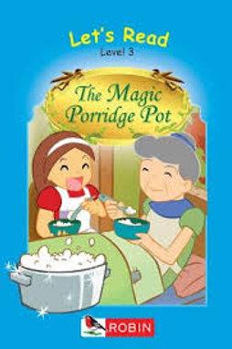 The Magic Porridge Pot (Let's Read Level 3)