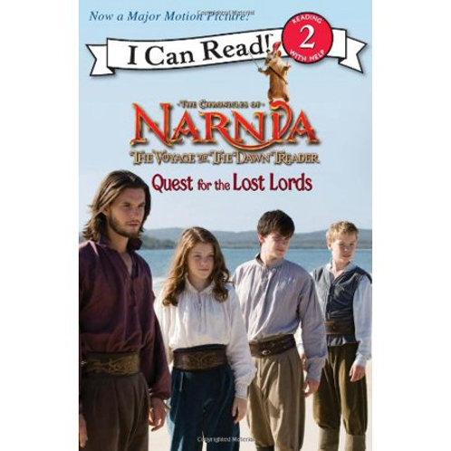 "The Chronicles Of Narnia  ""Quest for the lost lords"""