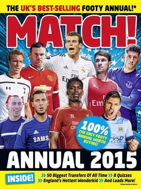 Match! Annual 2015