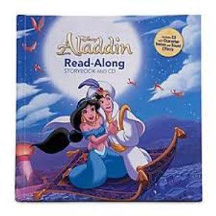 Disney Aladdin Read-Along Storybook (no CD)