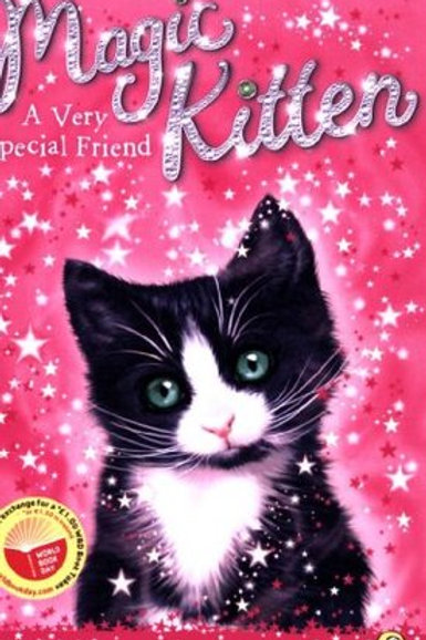 Magic Kitten Very Special Friend