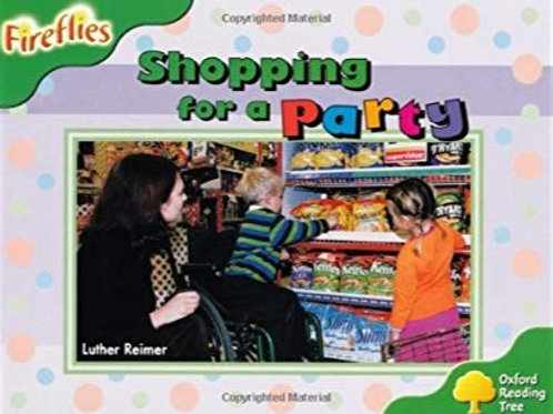 Shopping for a Party
