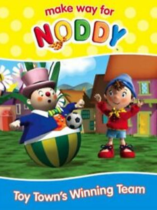 Noddy Toy Town's Winning Team