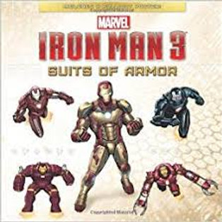 Iron Man 3 - Suits of Armor