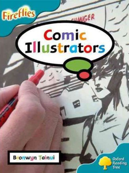 Comic Illustrators