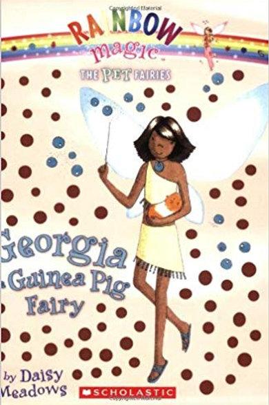 Georgia the Guinea Pig Fairy