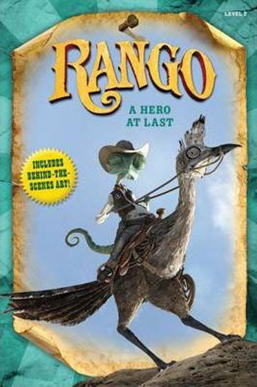 Rango A Hero At Last